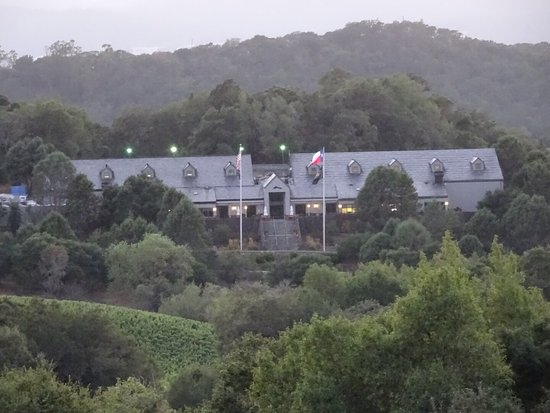 Healdsburg, Kaliforniya: Chalk Hill Winery