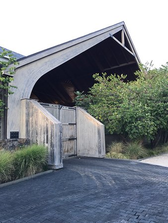 Healdsburg, Californien: Chalk Hill Winery