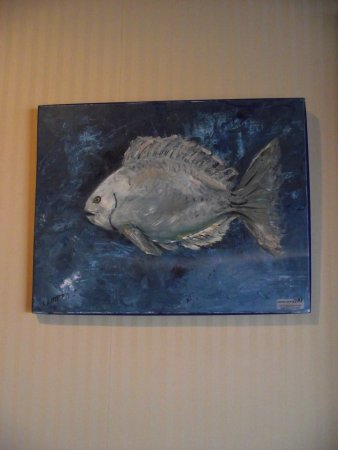 MA - WEBSTER – POINT BREEZE – ART IN HALLWAY