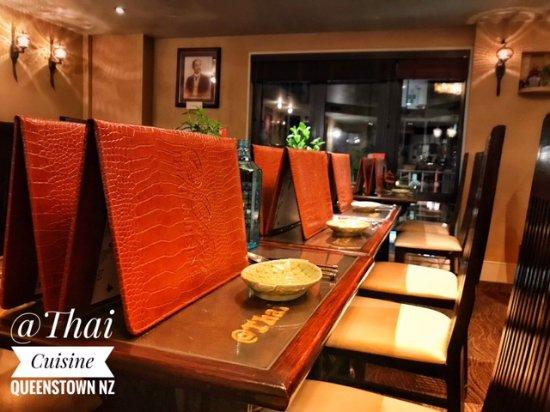 @Thai - Thai Cuisine:  Dining at @Thai Cuisine