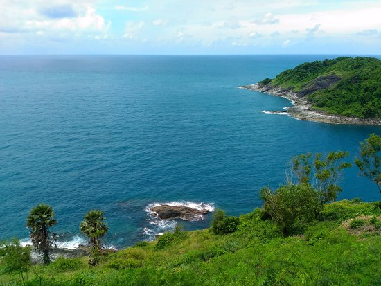 Ramada Phuket Southsea: Laem Promthep view point