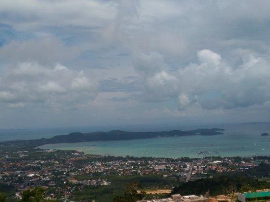 Ramada Phuket Southsea: Big Buddha view point