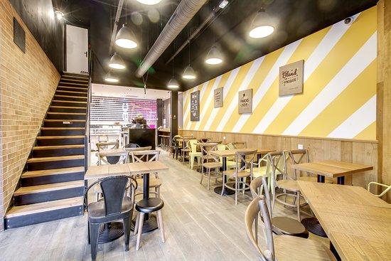 columbus caf co bordeaux lac restaurant avis photos tripadvisor. Black Bedroom Furniture Sets. Home Design Ideas
