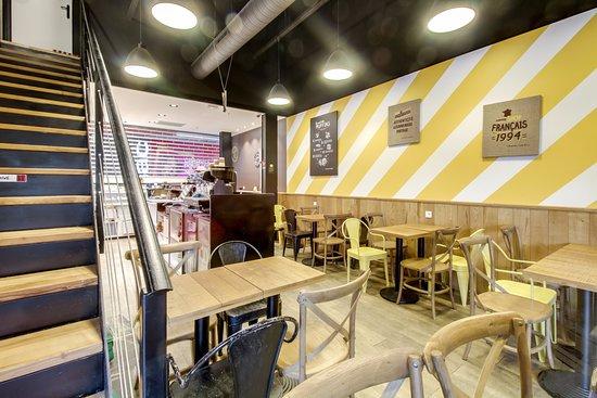 photo intérieur - columbus café & co bordeaux lac, bordeaux