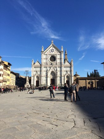 Basilica di Santa Croce: Базилика Санта-Кроче