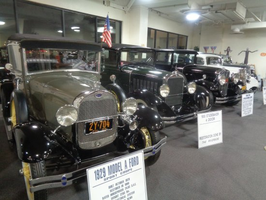 Classic Car Collection Laughlin