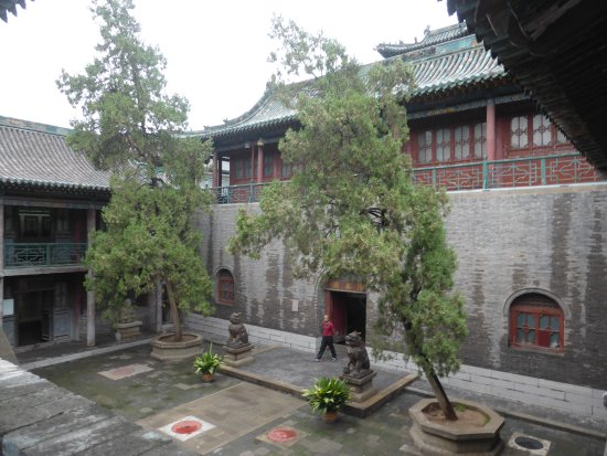 Taiyuan, China: 純陽宮