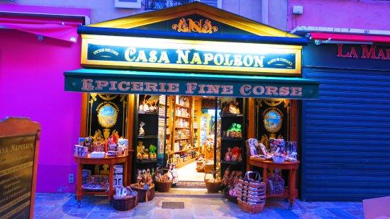 Casa Napoleon Epicerie Fine Corse