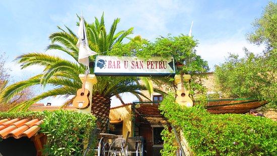 Serra-di-Ferro, France: l'entrée