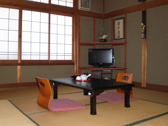 Kami-cho, Japan: 食事 個室