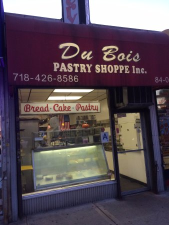 Elmhurst, NY: The unassuming store front of a nearly century-old bakery