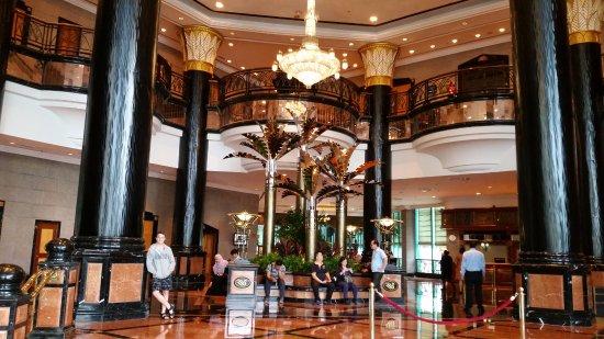 Sunway Resort Hotel & Spa: Hotel Foyer