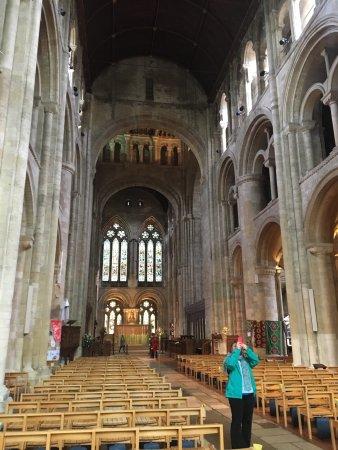 Romsey Abbey: photo1.jpg