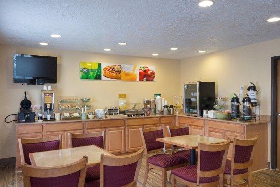 Los Lunas, NM: Breakfast Room