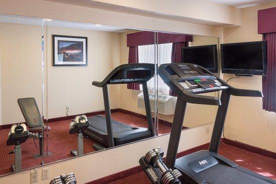 Los Lunas, NM: Fitness Room