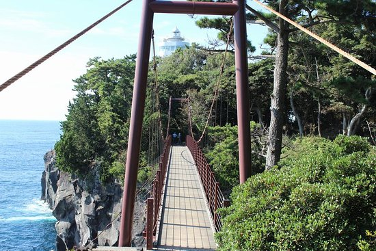 吊橋... - Picture of Jogasaki Coast, Ito - TripAdvisor