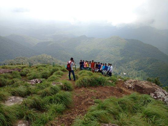 Ranipuram peak......