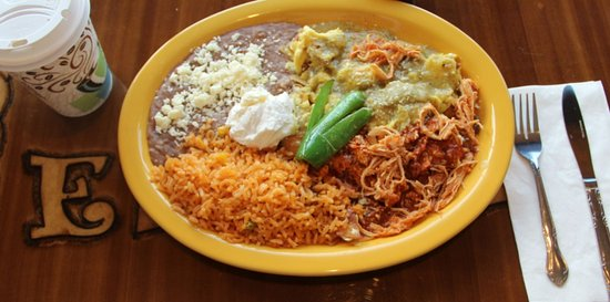 Lakewood, CO: Chilaquiles