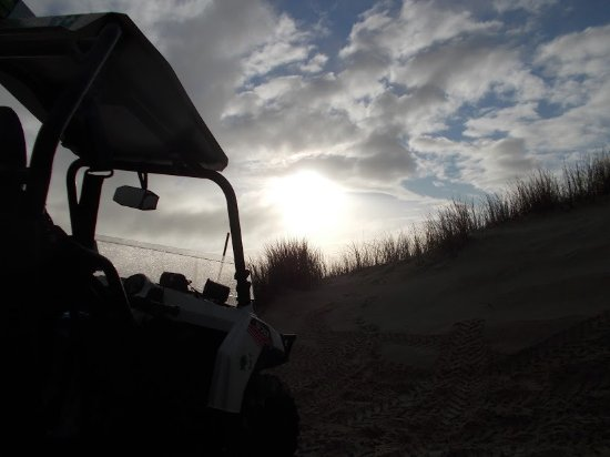 Strahan, Australia: First Sunset Tour from ATV Adventures - What a Great Time