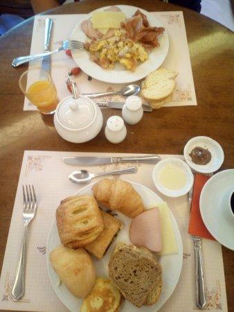 Ippoliti Hotel: πρωινο