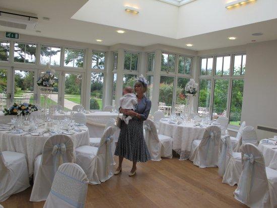 The Upper House: Wedding breakfast