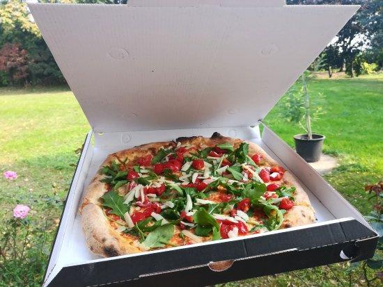 Ossona, Italy: Angelo's Pizza