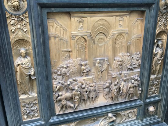 Baptistery of San Giovanni (Battistero) : Detail