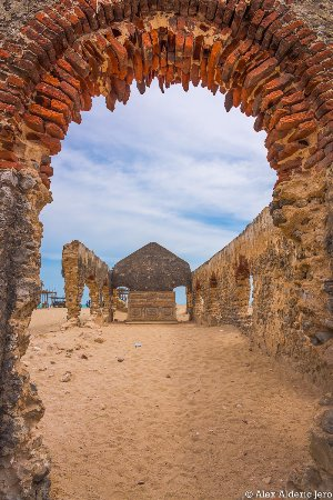 Ruined Temple/Church of Dhanushkodi