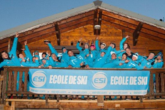 Hauteluce, France: une équipe dynamique