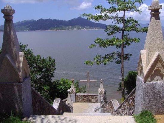 Taishan, China: 聖方濟閣·沙勿略墓園