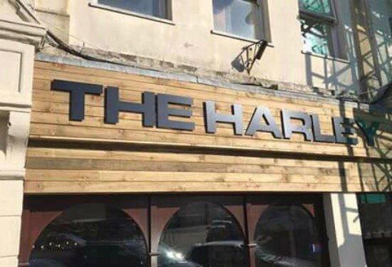 Tredegar, UK: The Harley