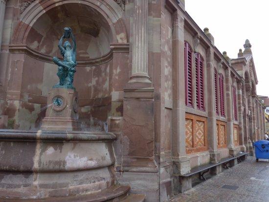 Fontaine du Petit Vigneron