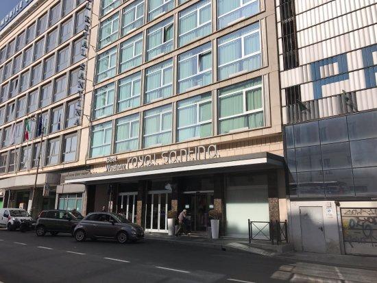 Best Western Premier Hotel Royal Santina: 호텔 외관