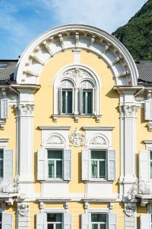 Scala Stiegl Hotel: Fassade