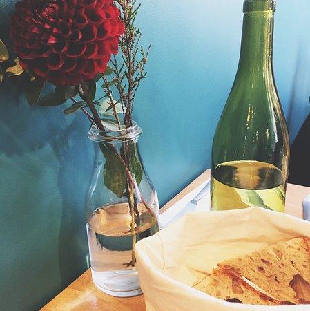 Sceaux, Frankrike: Déco et pain délicieux