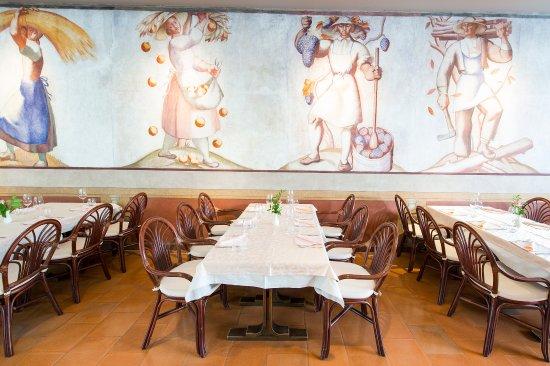 Scala Stiegl Hotel: Restaurant