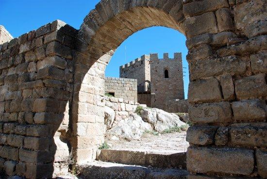 Aragon, İspanya: Les Tours