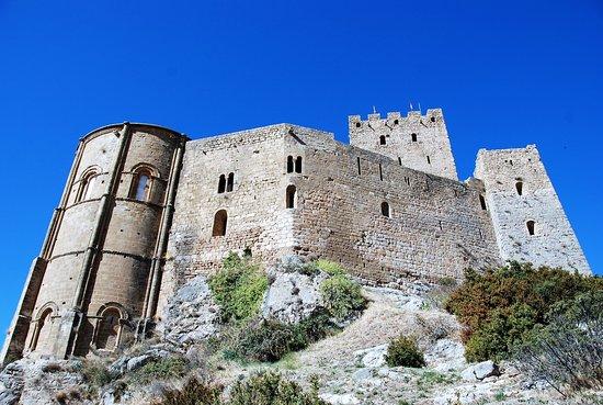Aragon, İspanya: La forteresse