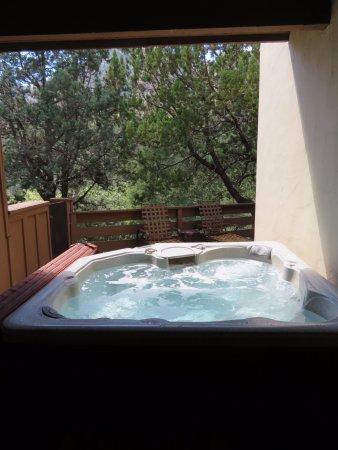 Junipine Resort: Picture of the spa