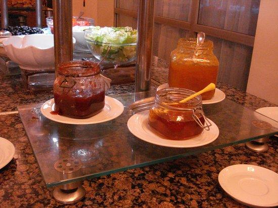 Royal Mirage Fes : Particolare del buffet colazione