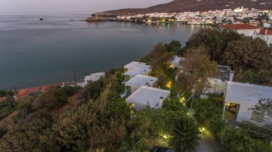 Andros Town Foto