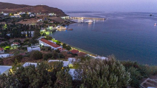Andros Town Photo