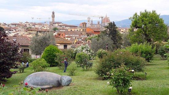 Folon e il giardino delle rose florence all you need to know before you go with photos - Il giardino delle rose ...
