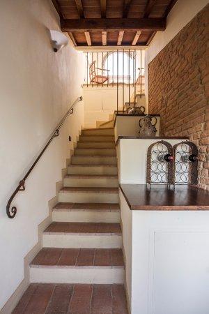 Castello di Fulignano: Superior 1 bedroom apartment for up to 3 people / Ottone apartment