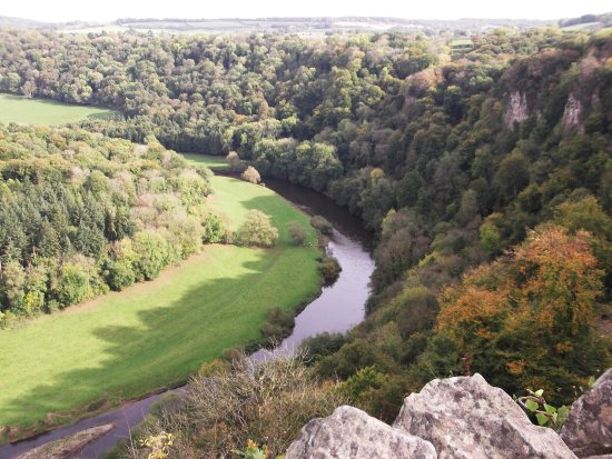 Lydbrook, UK: Symonds Yat