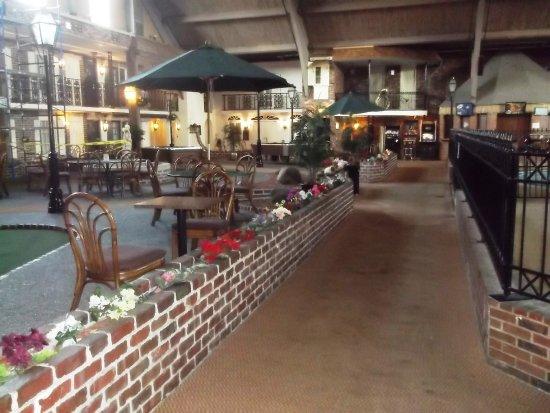 Burlington, Айова: Espace piscine intérieure