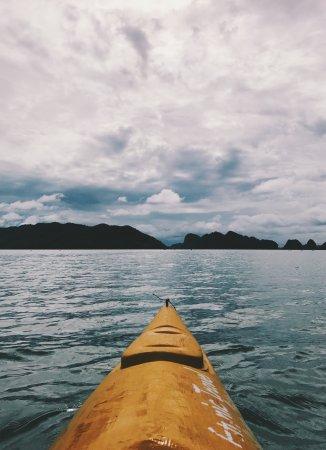 Ethnic Travel - Day Tours: Kayaking in Bai Tu Long Bay