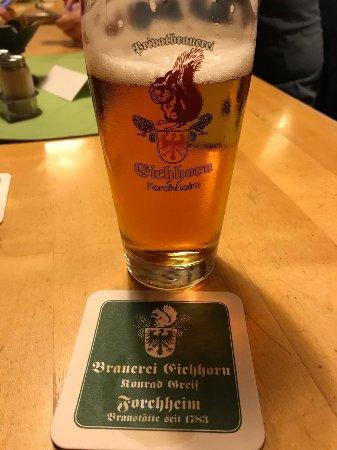 Brauereigaststätte Eichhorn in Forchheim
