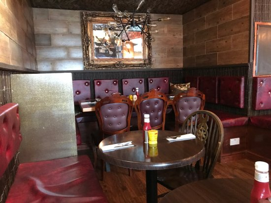 Ilford, UK: The Gourmet Hut