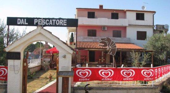 Fazana, Κροατία: la struttura